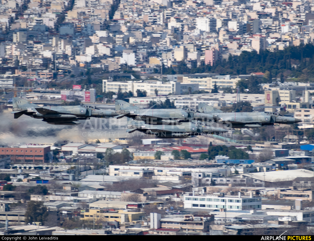 Greece - Hellenic Air Force 01534 aircraft at Off Airport - Greece