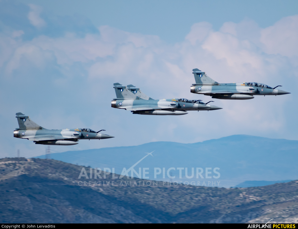 Greece - Hellenic Air Force 550 aircraft at Off Airport - Greece
