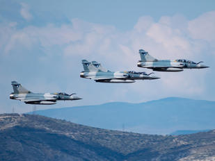 550 - Greece - Hellenic Air Force Dassault Mirage 2000-5EG