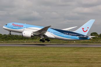 G-TUID - TUI Airways Boeing 787-8 Dreamliner
