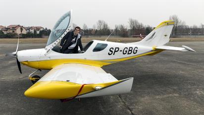 SP-GBG - Ventum Air CZAW / Czech Sport Aircraft PS-28 Cruiser