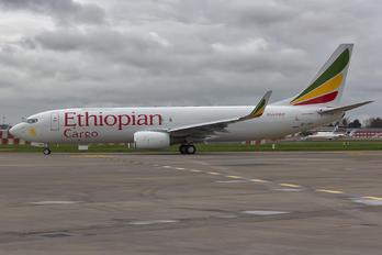 ET-AYL - Ethiopian Cargo Boeing 737-800(BCF)