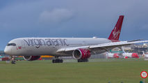 G-VPOP - Virgin Atlantic Airbus A350-1000 aircraft