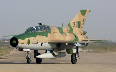 069 - Libya - Air Force Mikoyan-Gurevich MiG-21UM