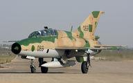 069 - Libya - Air Force Mikoyan-Gurevich MiG-21UM aircraft