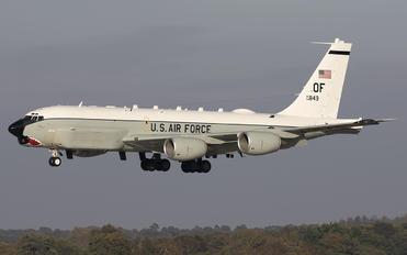 64-14849 - USA - Air Force Boeing RC-135U Combat Sent