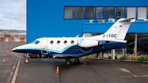 D-ITOC - Exxaero Hawker Beechcraft 390 Premier aircraft