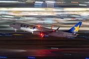 JA73NJ - Skymark Airlines Boeing 737-800 aircraft