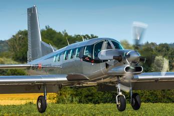 HB-TCP - Private Pacific Aerospace 750XL