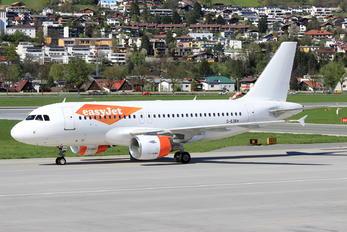 G-EZEH - easyJet Airbus A319