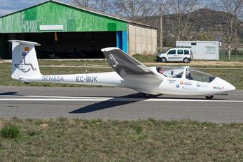 EC-BUK - Private Schleicher ASK-21