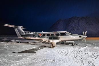 C-FKPX - Panorama Aviation Pilatus PC-12