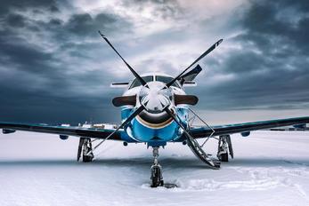 C-FYRH - Panorama Aviation Pilatus PC-12