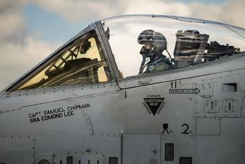 82-0651 - USA - Air Force Fairchild A-10 Thunderbolt II (all models)