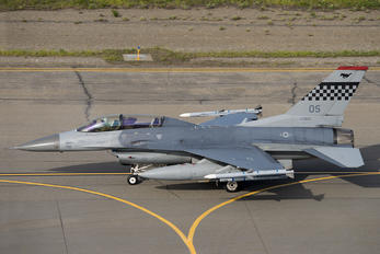 90-0730 - USA - Air Force General Dynamics F-16D Fighting Falcon