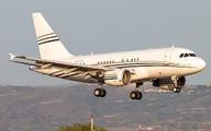 A6-CAS - Private Airbus A318 CJ aircraft