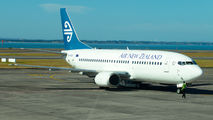 ZK-SJB - Air New Zealand Boeing 737-300 aircraft