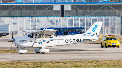 OK-DSO - DSA - Delta System Air Cessna 172 Skyhawk (all models except RG)