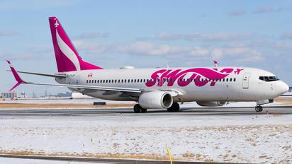 C-FLSF - Swoop Boeing 737-800