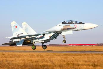 51 - Russia - Air Force Sukhoi Su-30SM