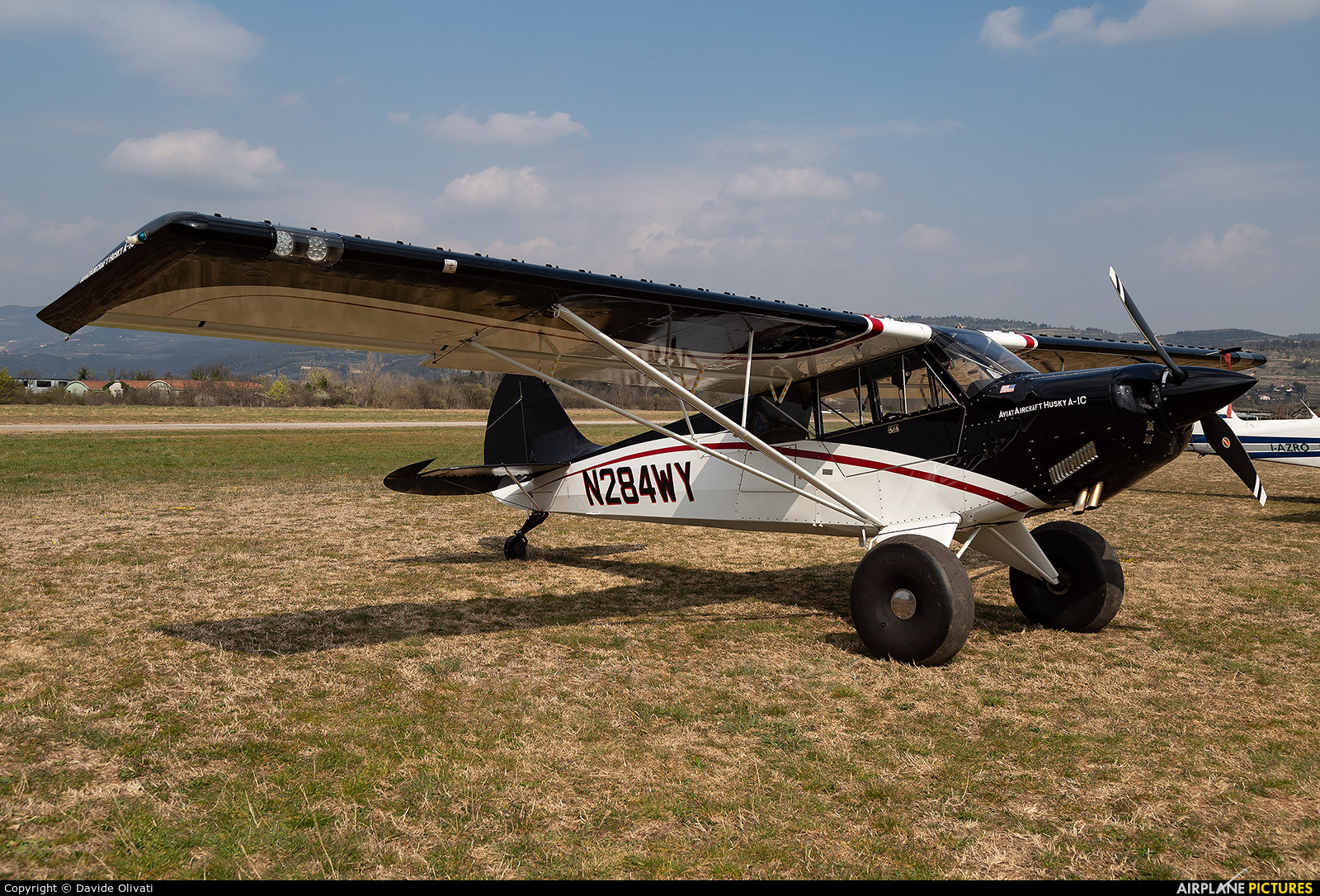 Private N284WJ aircraft at Verona - Boscomantico