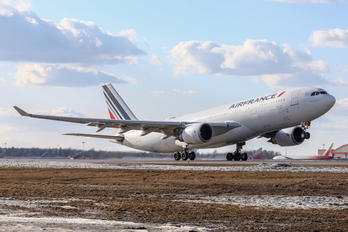 F-GZCN - Air France Airbus A330-200
