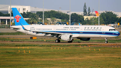 B-8676 - China Southern Airlines Airbus A320