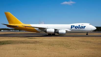 N853GT - Polar Air Cargo Boeing 747-8F