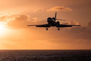 N918RD - Private Dassault Falcon 50EX