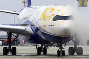 9H-SUN - Hi Fly Airbus A340-300 aircraft