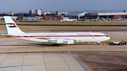 A6-HRM - United Arab Emirates - Government Boeing 707-300