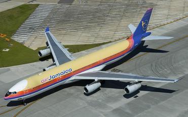 6Y-JMP - Air Jamaica Airbus A340-300