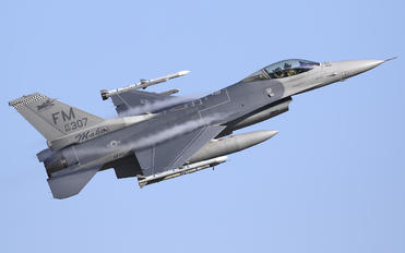 86-0307 - USA - Air Force General Dynamics F-16C Fighting Falcon
