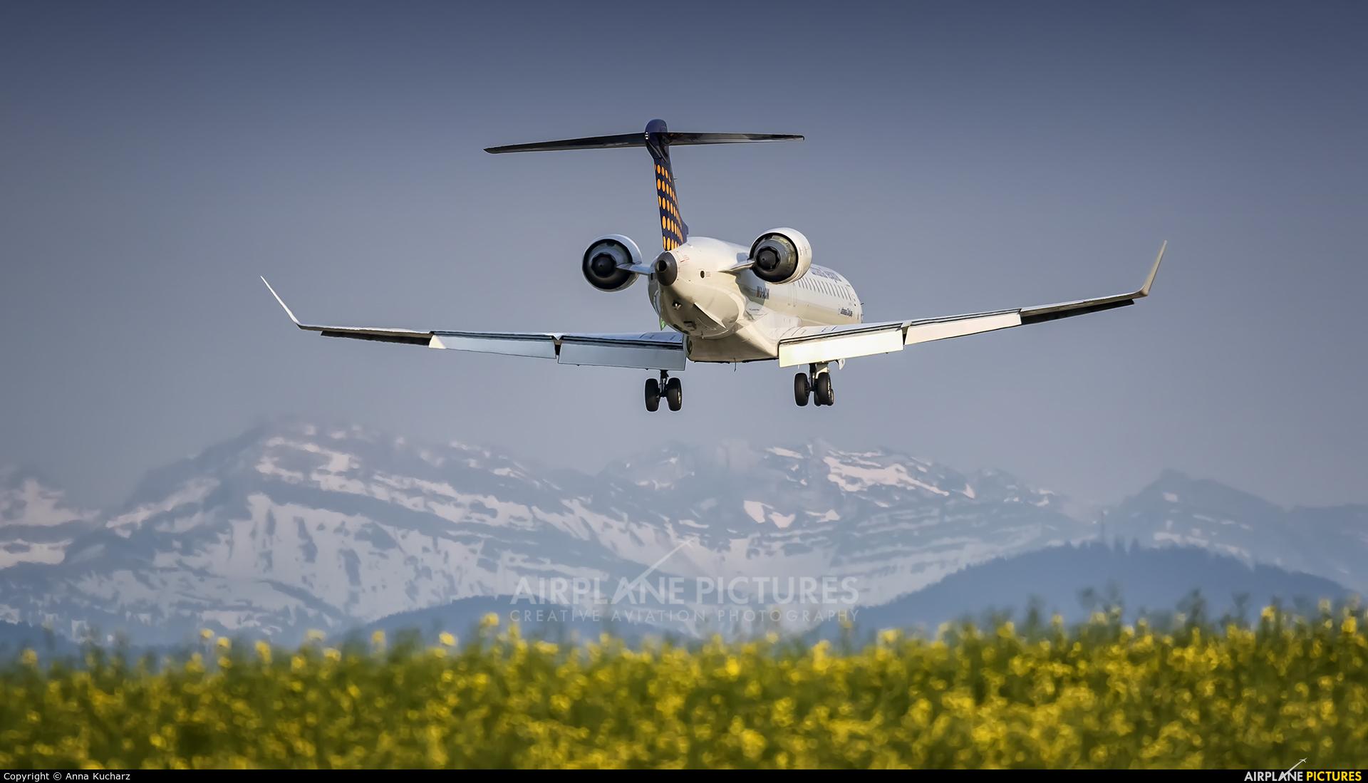 Lufthansa Regional - CityLine D-ACNX aircraft at Zurich