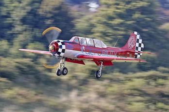 G-CBMD - Private Yakovlev Yak-52