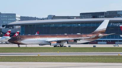 M-IABU - Klaret Aviation Airbus A340-300