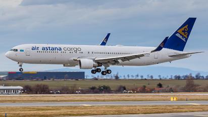 P4-KEC - Air Astana Boeing 767-300