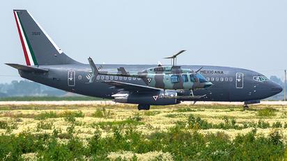 1679 - Mexico - Air Force Bell 206L Longranger