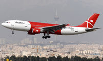 EP-FQN - Qeshm Airlines Airbus A300 aircraft