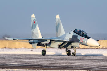82 - Russia - Air Force Sukhoi Su-30SM