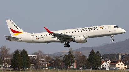 D-AZFA - German Airways Embraer ERJ-190 (190-100)