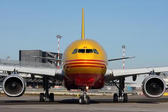 D-ALMA - DHL Cargo Airbus A330-200F