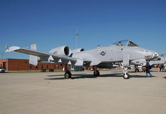 79-0146 - USA - Air Force Fairchild A-10 Thunderbolt II (all models)