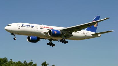 SU-GBY - Egyptair Boeing 777-200ER