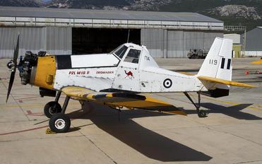 119 - Greece - Hellenic Air Force PZL M-18B Dromader