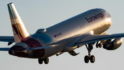 OE-IQC - Eurowings Europe Airbus A320