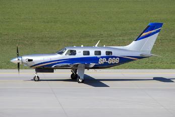 SP-GGG - Private Piper PA-46-M500