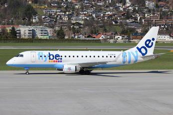 G-FBJH - Flybe Embraer ERJ-175 (170-200)