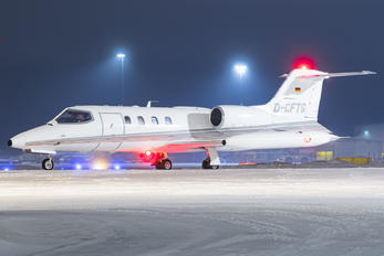 D-CFTG - Quick Air Jet Charter Learjet 35