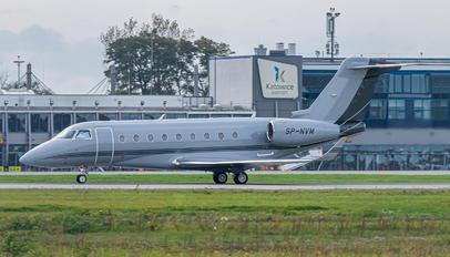 SP-NVM - Private Gulfstream Aerospace G280